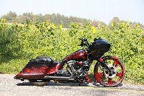 Motorrad kaufen Occasion HARLEY-DAVIDSON FLTRXSE2 1801 CVO Road Glide Custom ABS (touring)