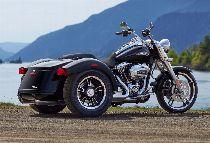 Töff kaufen HARLEY-DAVIDSON FLRT 1745 Freewheeler ABS Ref. 0486 Trike