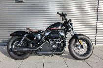 Töff kaufen HARLEY-DAVIDSON XL 1200 X Forty-Eight Ref: 1730 Custom