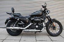Töff kaufen HARLEY-DAVIDSON XL 883 N Iron ABS Ref: 8033 Custom