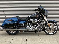 Töff kaufen HARLEY-DAVIDSON FLHX 1745 Street Glide 107 Ref. 3796 Touring