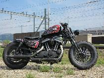 Töff kaufen HARLEY-DAVIDSON XL 883 N Iron ABS Ref.: 5315 Custom