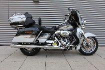 Motorrad kaufen Occasion HARLEY-DAVIDSON FLHTCUSE8 CVO 1801 Ultra Classic Electra-Glide ABS (touring)