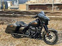 Acheter moto HARLEY-DAVIDSON FLHXS 1868 Street Glide Special Ref. 2548 Touring