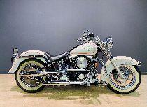 Acheter moto HARLEY-DAVIDSON FLSTC 1340 Softail Heritage Classic Ref.3987 Custom