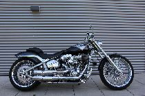 Motorrad kaufen Occasion HARLEY-DAVIDSON FXSBSE 1801 CVO Breakout ABS (custom)