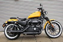 Töff kaufen HARLEY-DAVIDSON XL 883 N Iron Ref. 0593 Custom