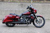 Töff kaufen HARLEY-DAVIDSON FLHXSE CVO 1868 Street Glide ABS Ref: 1528 Touring