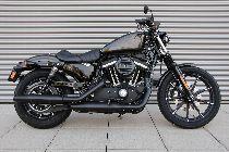 Töff kaufen HARLEY-DAVIDSON XL 883 N Sportster Iron Ref. 4114 Custom