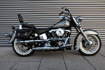 Motorrad kaufen Occasion HARLEY-DAVIDSON FLSTN 1340 Softail Deluxe (custom)