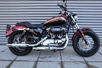 Motorrad kaufen Neufahrzeug HARLEY-DAVIDSON XL 1200 C Sportster Custom (custom)