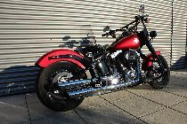 Acheter une moto Occasions HARLEY-DAVIDSON FLS 1690 Softail Slim ABS (custom)
