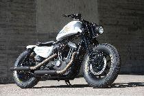 Töff kaufen HARLEY-DAVIDSON XL 883 N Iron ABS Ref: 4353 Custom