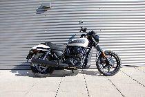 Töff kaufen HARLEY-DAVIDSON Street 750 Ref. 2050 Custom