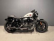 Motorrad kaufen Occasion HARLEY-DAVIDSON XL 1200 X Sportster Forty Eight (custom)