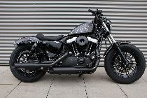 Töff kaufen HARLEY-DAVIDSON XL 1200 X Sportster Forty Eight Ref: 7213 Custom