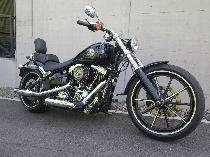 Töff kaufen HARLEY-DAVIDSON FXSB 1690 Softail Breakout ABS Ref: 9781 Custom