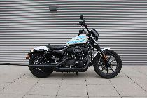 Acheter moto HARLEY-DAVIDSON XL 1200 NS Sportster Iron Ref. 9114 Custom