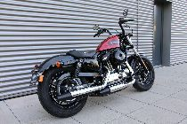 Töff kaufen HARLEY-DAVIDSON XL 1200 XS Sportster Forty Eight Special Ref. 0812 Custom