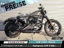 Töff kaufen HARLEY-DAVIDSON XL 883 N Sportster Iron Ref: 0431 Custom