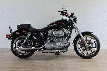 Töff kaufen HARLEY-DAVIDSON XL 883 L Sportster Low Ref.5437 Custom