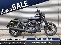 Acheter une moto Occasions HARLEY-DAVIDSON Street 750 (custom)