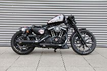 Motorrad kaufen Occasion HARLEY-DAVIDSON XL 883 N Iron ABS (custom)