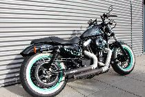 Acheter moto HARLEY-DAVIDSON XL 1200 X Sportster Forty Eight ABS Ref: 5430 Custom