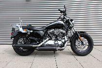 Töff kaufen HARLEY-DAVIDSON XL 1200 C Sportster Custom Ref: 0484 Custom