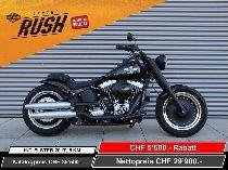 Töff kaufen HARLEY-DAVIDSON FLSTFB 1690 Softail Fat Boy Special ABS Ref. 9781 Custom