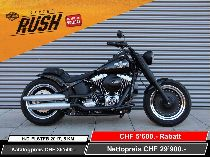 Motorrad kaufen Neufahrzeug HARLEY-DAVIDSON FLSTFB 1690 Softail Fat Boy Special ABS (custom)