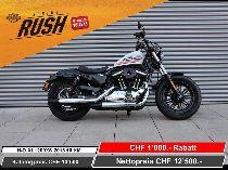 Motorrad kaufen Neufahrzeug HARLEY-DAVIDSON XL 1200 XS Sportster Forty Eight Special (custom)