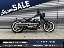 Töff kaufen HARLEY-DAVIDSON FLS 1690 Softail Slim ABS Ref: 5195 Custom