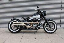 Motorrad kaufen Occasion HARLEY-DAVIDSON FLS 1690 Softail Slim ABS (custom)