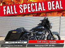 Töff kaufen HARLEY-DAVIDSON FLHXS 1745 Street Glide Special ABS Ref. 6656 Touring