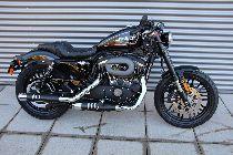 Motorrad kaufen Neufahrzeug HARLEY-DAVIDSON XL 1200 CX Sportster Roadster (custom)