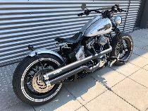 Töff kaufen HARLEY-DAVIDSON FXS 1585 Softail Blackline ABS REF: 6746 Custom