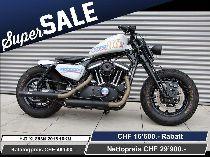 Töff kaufen HARLEY-DAVIDSON XL 883N Iron ABS Ref.4353 Custom