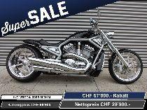 Töff kaufen HARLEY-DAVIDSON VRSCA 1130 V-Rod Ref.: 9710 Custom