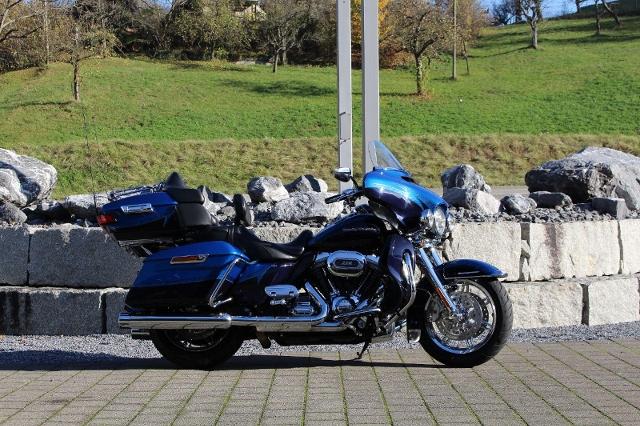 Bild des HARLEY-DAVIDSON FLHTKSE CVO 1801 Electra Glide Ultra Limited ABS