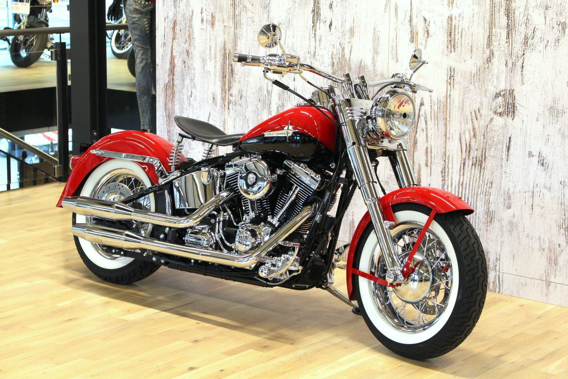 Harley Davidson Flstn Softail Deluxe Price