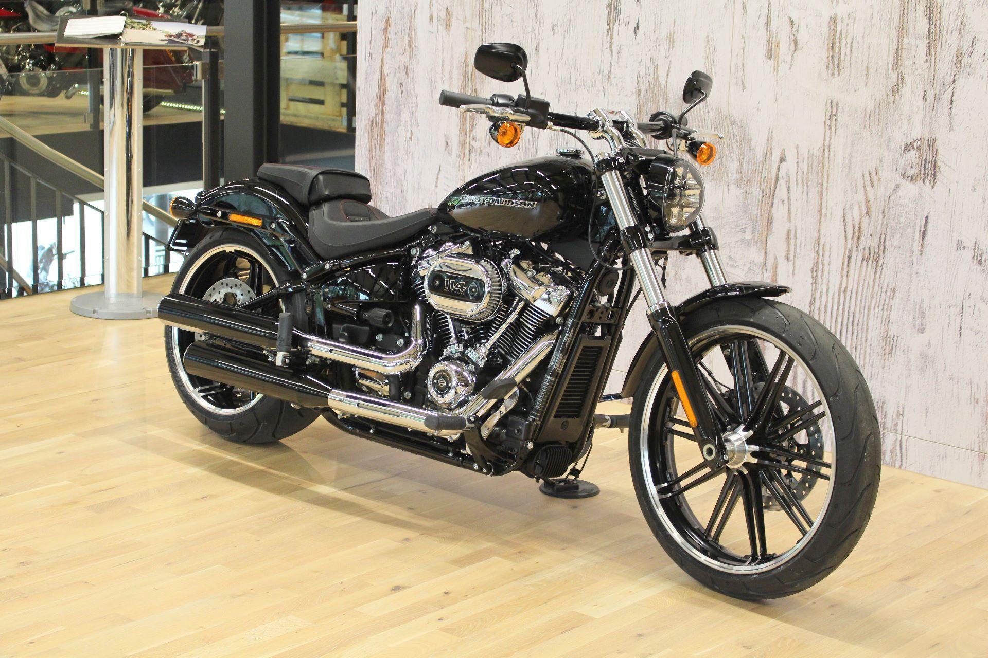 HARLEY-DAVIDSON FXBRS 1868 BREAKOUT 114 Model 2018 Harley