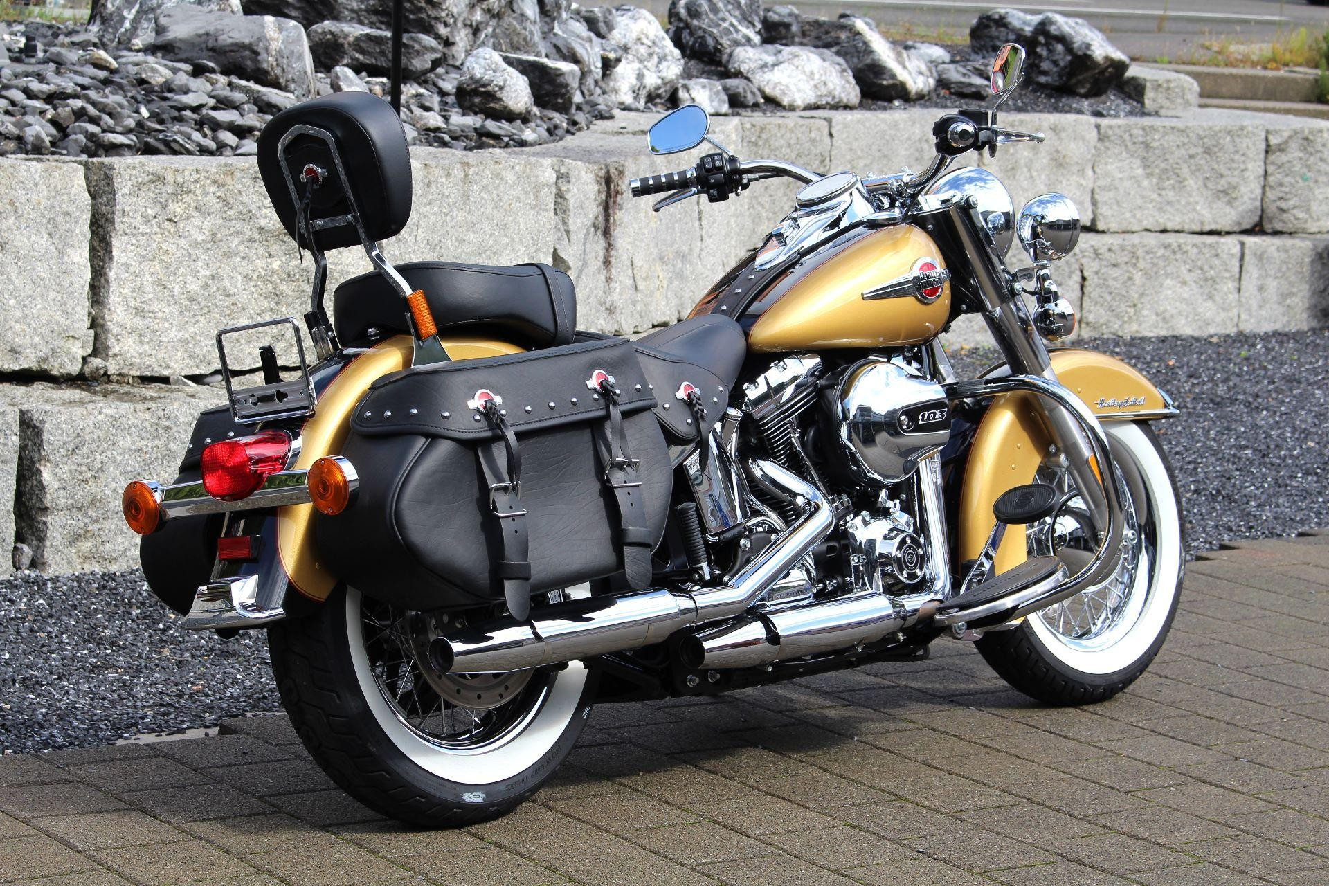 Harley Davidson Heritage Softail Neupreis