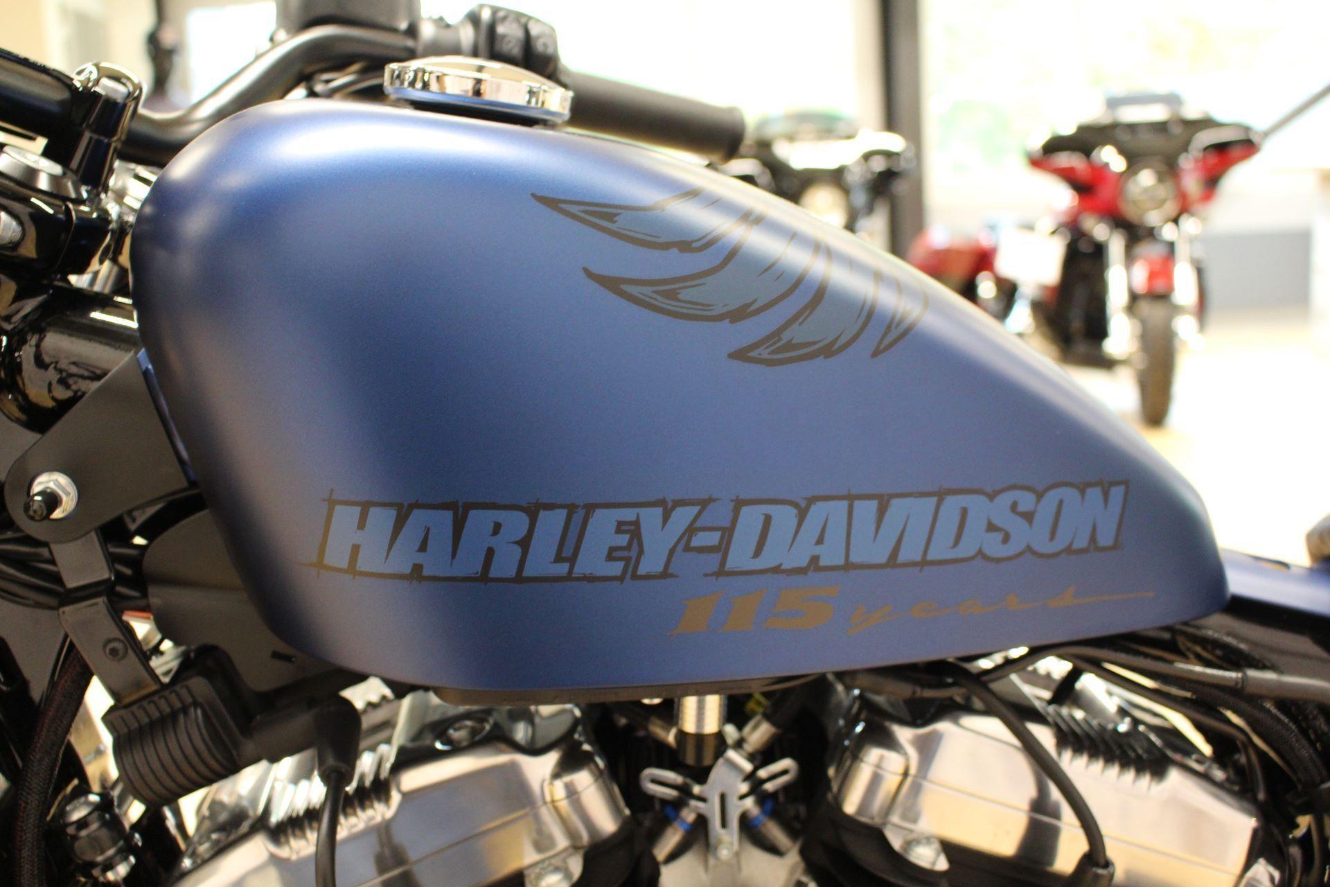 Harley Davidson Xl 1200 X Sportster Forty Eight