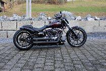 Acheter moto HARLEY-DAVIDSON FXSB 1690 Softail Breakout ABS Custom