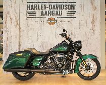 Motorrad kaufen Neufahrzeug HARLEY-DAVIDSON FLHRXS 1868 Road King Special 114 (touring)