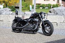 Motorrad kaufen Occasion HARLEY-DAVIDSON XL 1200 X Sportster Forty Eight ABS (custom)