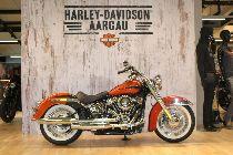 Töff kaufen HARLEY-DAVIDSON FLDE 1745 Deluxe 107 Softail 2020 Custom
