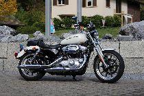 Motorrad kaufen Vorführmodell HARLEY-DAVIDSON XL 883 L Sportster Super Low ABS (custom)