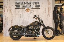 Motorrad kaufen Neufahrzeug HARLEY-DAVIDSON FXBB 1745 Street Bob 107 (custom)